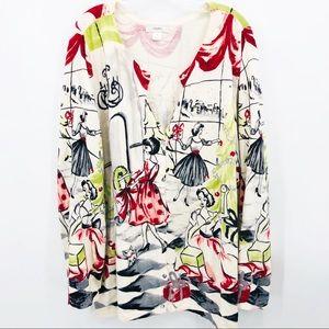 CJ Banks | Fashionable Ladies Holiday Cardigan